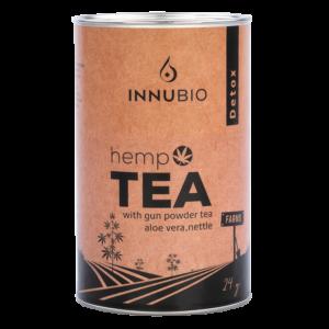 Hemp Tea Detox