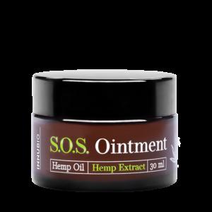 S.O.S. Hemp Ointment 30ml